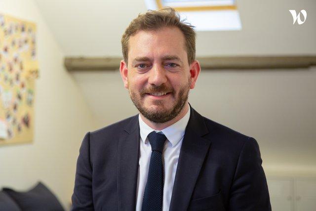 Rencontrez Pierre, Associé fondateur - Hector Advisory