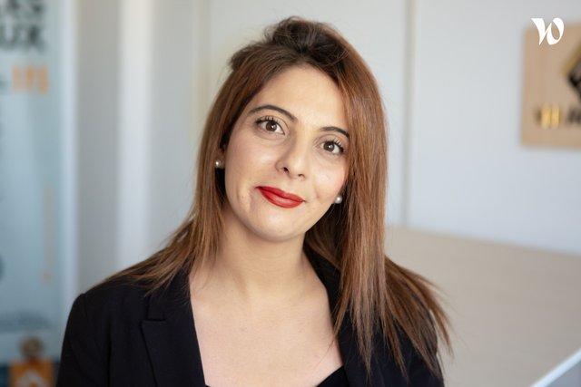 Rencontrez Sarah, Assistante de direction - Veb Habitat