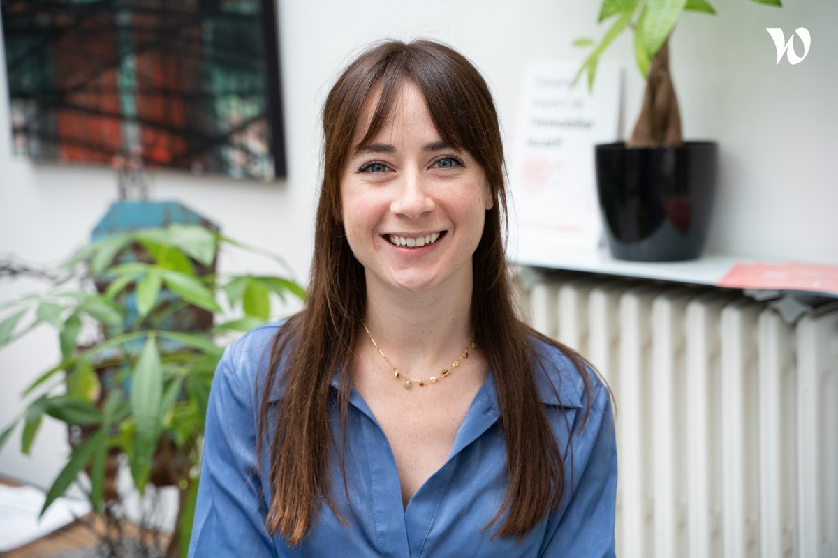 Rencontrez Marie, Business Developer - clickandrent