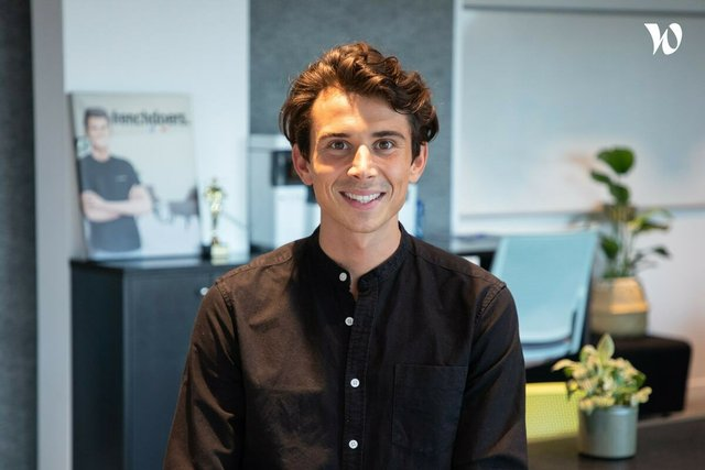 Meet Guillaume, CEO and cofounder - lemlist