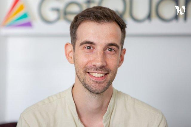 Rencontrez Edouard, Customer Success Manager - GetQuanty / SMARTLINE SYSTEMS