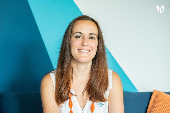 Rencontrez Jenny, Co-fondatrice & Directrice Générale - Le Mercato de l'Emploi