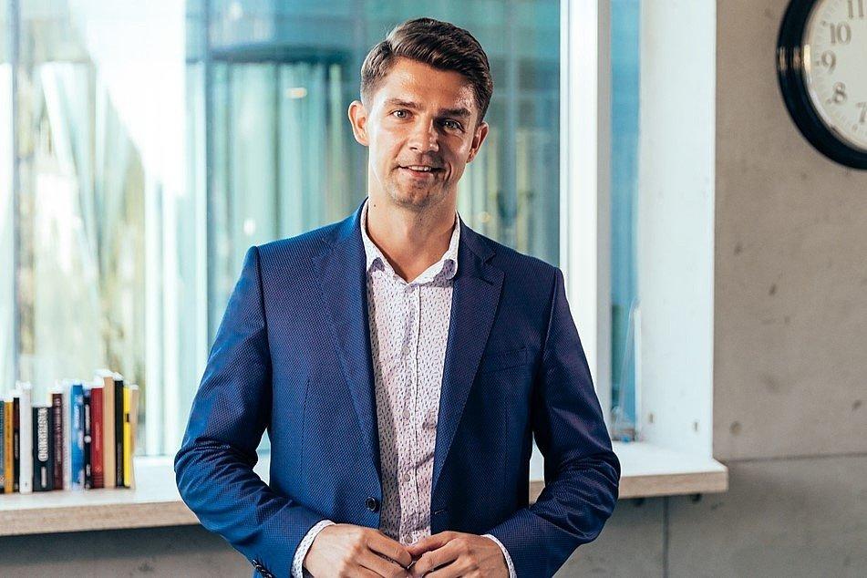 Marek Masaryk, Audit Senior Manager - KPMG SLOVENSKO
