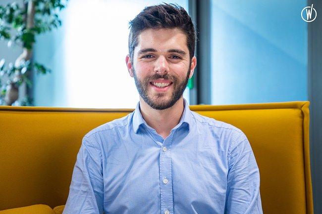 Rencontrez Paul, Business Development Manager - CORUM L'Épargne