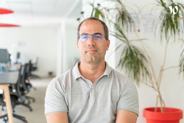Rencontrez Xavier, Ingénieur SRE - Weborama