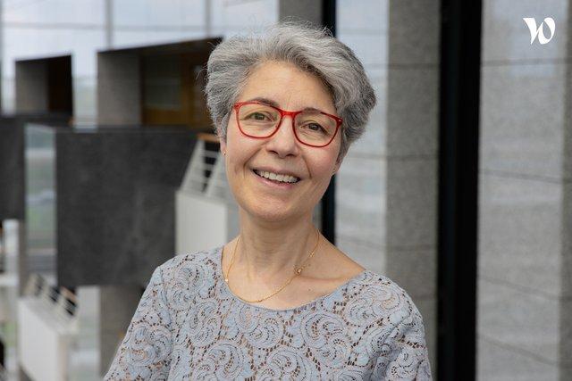 Rencontrez Asma, Ingénieur Technique - Ministère de l'Intérieur
