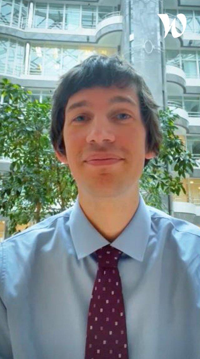 Meet David, Head of Securities Services, Belgium - PROCAPITAL