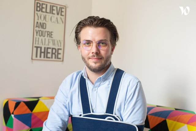 Rencontrez Harold, Business Developer - Greenworking