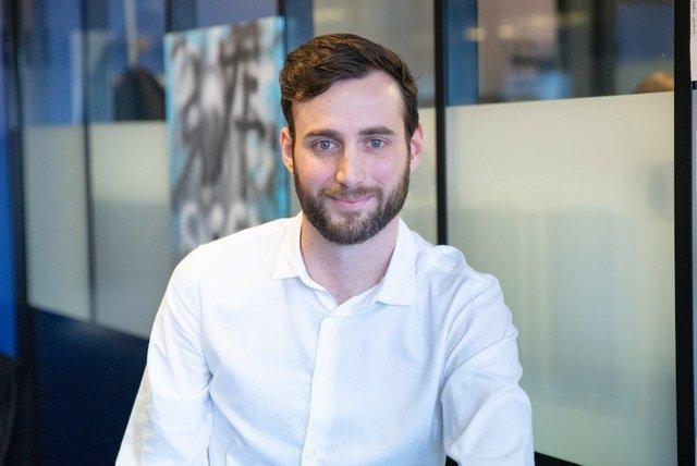 Rencontrez Quentin, Consultant SI finance - Levanti