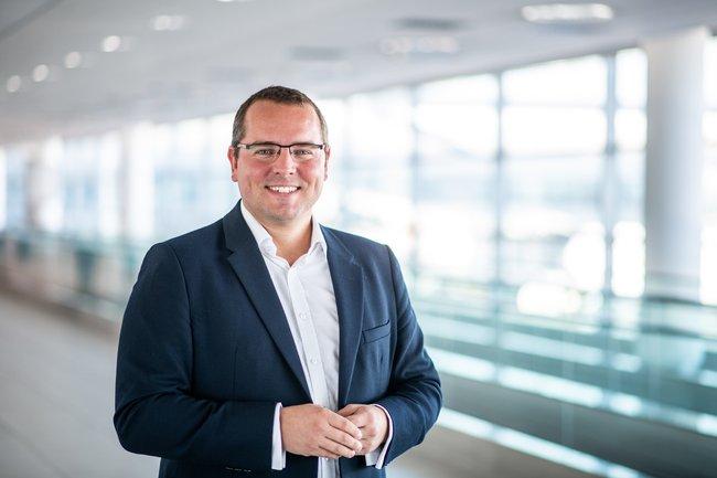 Martin Kučera, Výkonný ředitel pro letecký provoz - Letiště Praha