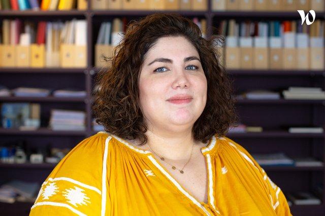 Rencontrez Fanny, Digital Marketing Manager - MCLedger