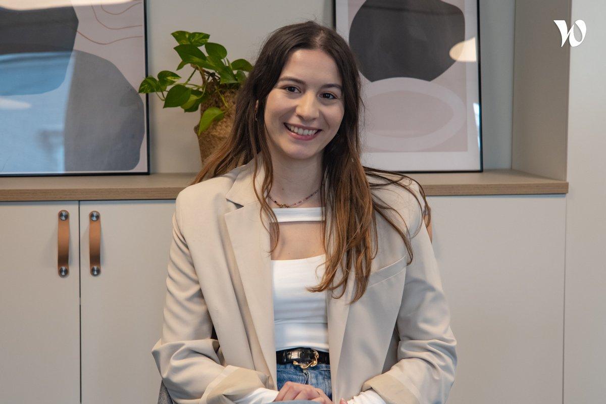 Rencontrez Noaïma, Consultante Cybersécurité - VONA