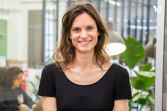 Rencontrez Joséphine, Co-fondatrice - Omie & Cie