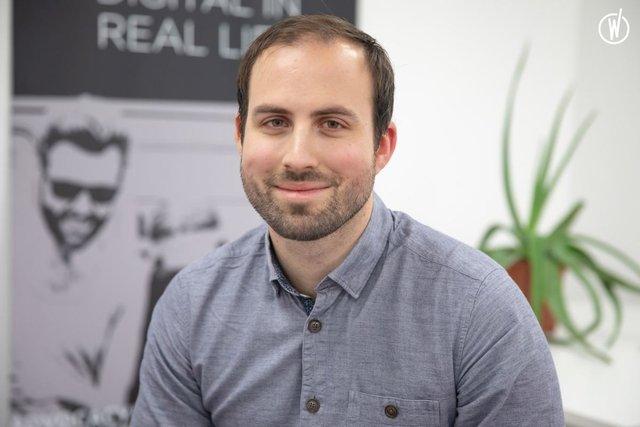 Rencontrez Valentin, Directeur Général Adjoint - ADSVISERS