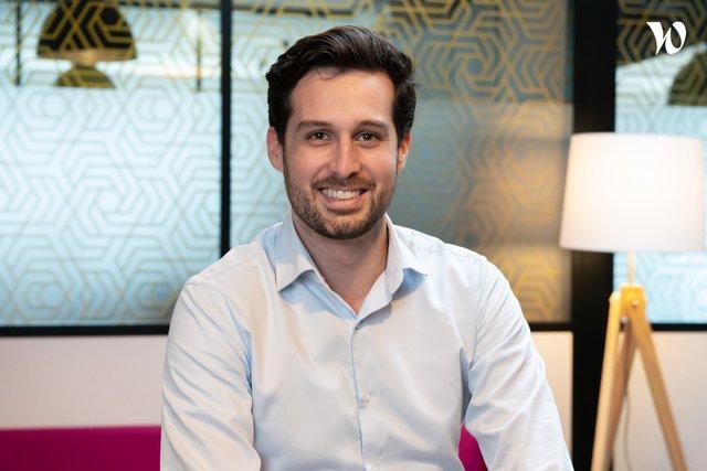 Rencontrez Christophe, Consultant Data Architect - Thélio