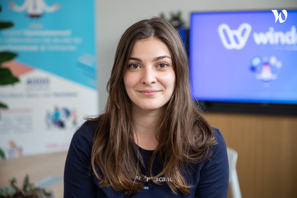 Rencontrez Violaine, Chargée Marketing - Windoo