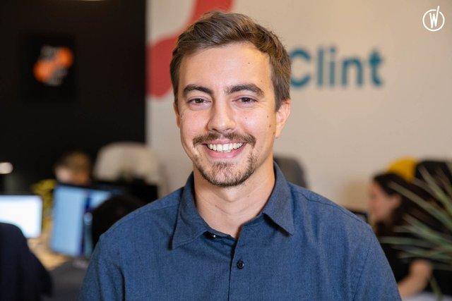 Rencontrez David, Directeur des Opérations - Clint