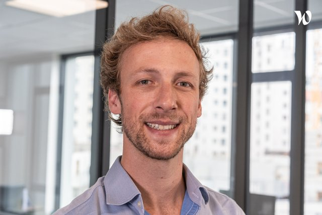 Rencontrez Léopold, Co-Founder - 3Dcelo