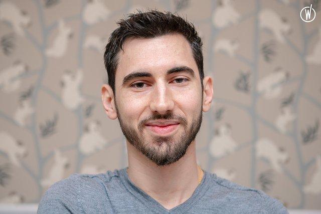 Rencontrez Matthieu, Psychomotricien - NURSEA