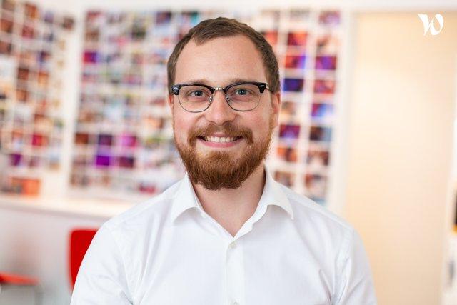 Rencontrez Max, Consultant - EPSA Operations & Procurement