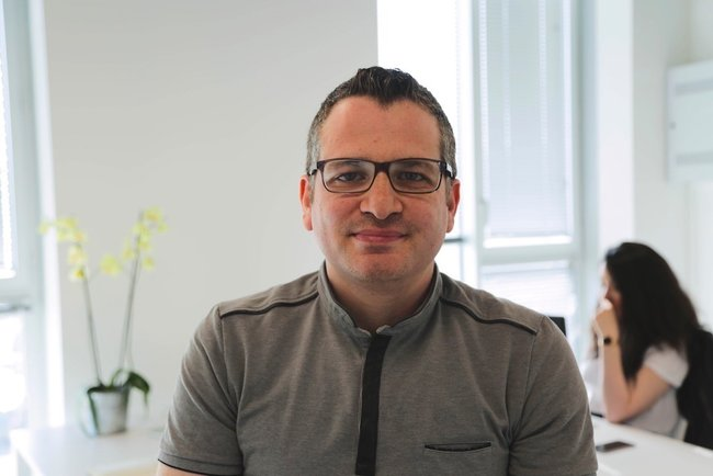 Rencontrez Montaser, Lead Scientist - ARIADNEXT
