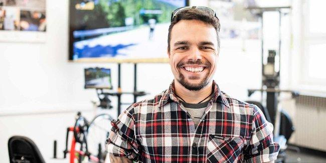Jakub Ouvín, Event Manager & Moderátor - Cesta za snem