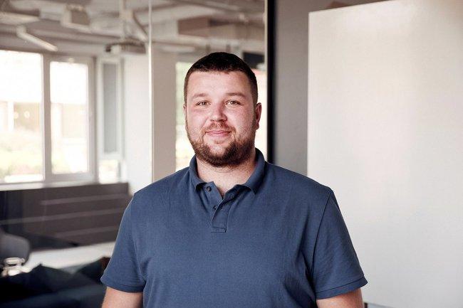 Adam Poldauf, DevOps Infrastructure Admin - WebSupport