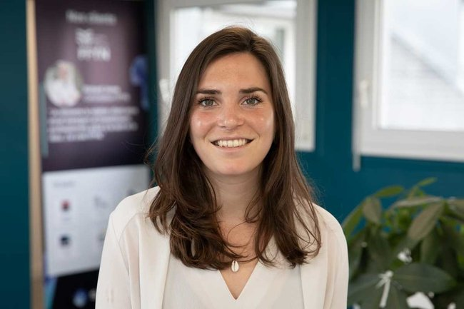 Rencontrez Céleste, Business Developer et Coach Agile - Sipios