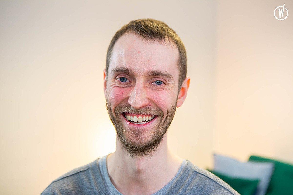 Rencontrez Arthur, Dev Android Senior - Kannelle (by Check it Out SAS)