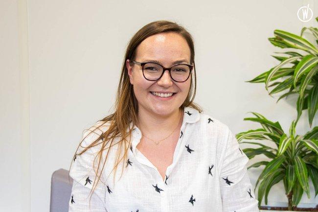 Rencontrez Julie, Analyste Data - Oneytrust