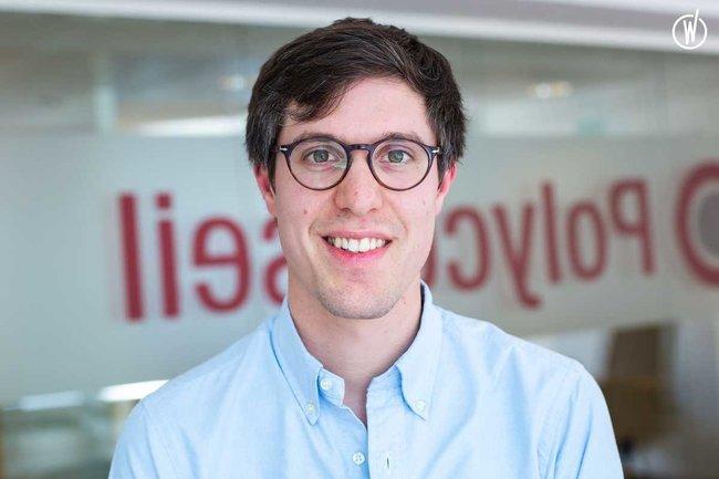 Rencontrez Simon, Data scientist - Polyconseil
