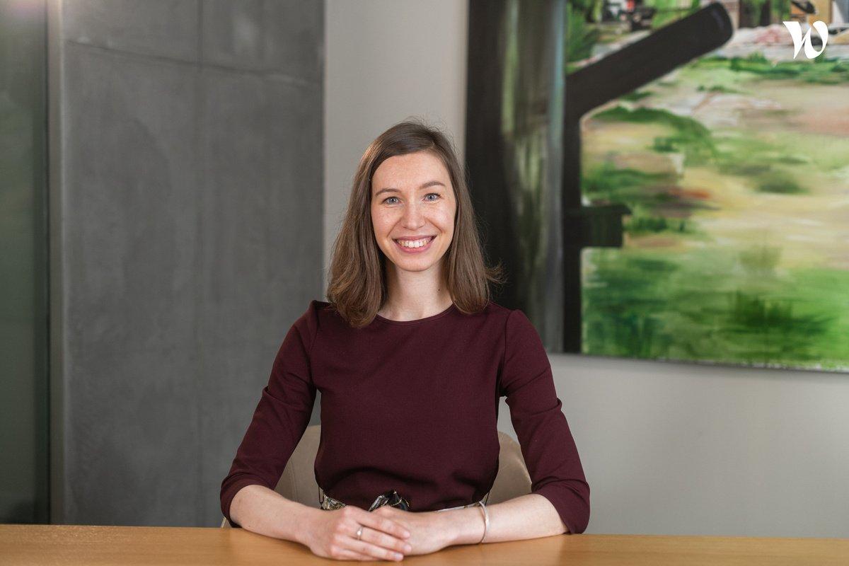 Anežka Hájková, Accountant - ASB Group