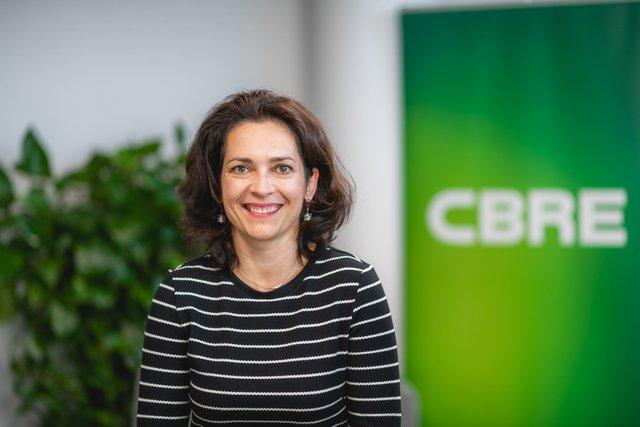 Jana Bielčiková, Associate Director - Valuation  - CBRE