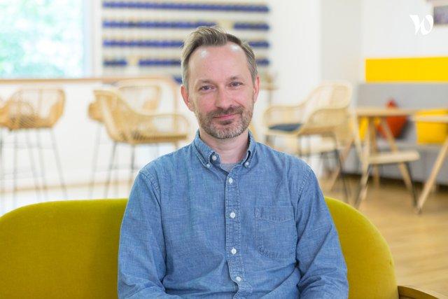 Meet Sander, Head of Product - talent.io