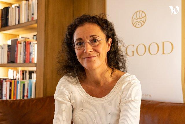 Rencontrez Begood avec Laetitia, Fondatrice - Begood