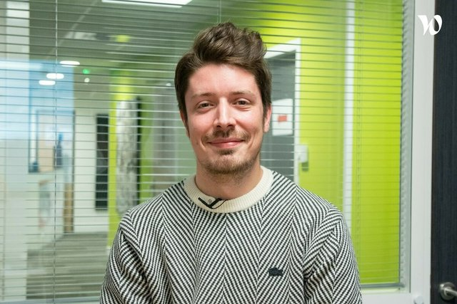 Meet Guillaume, Head of the Editorial Department - Incomm