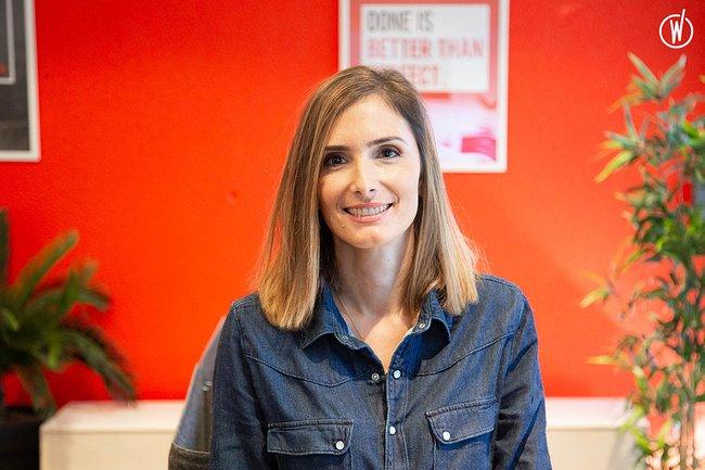 Rencontrez Aurélie, Directrice Conseils et Solutions - VISIPLUS