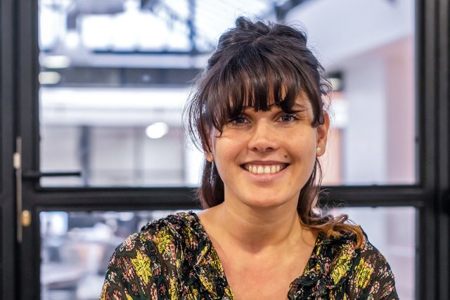 Rencontrez Caroline, Co-fondatrice - Anaxago