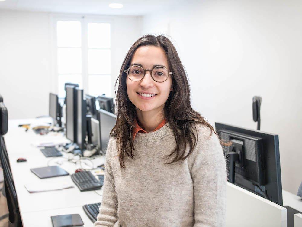 Rencontrez Léa, Data Engineer  - Sancare