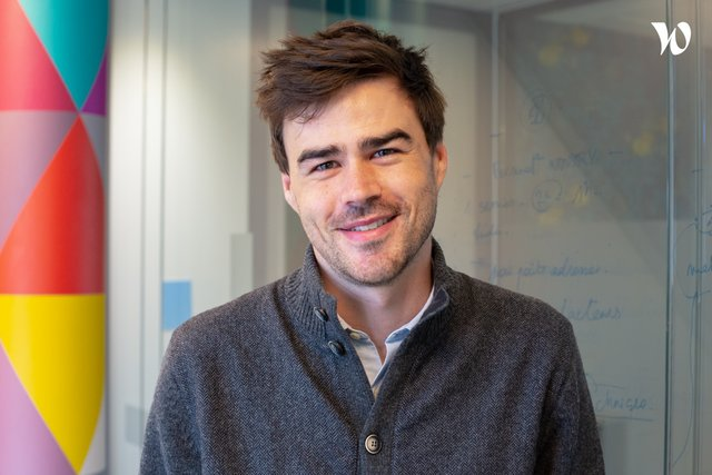 Rencontrez Jean-Baptiste, Directeur du Développement - Spacemaker