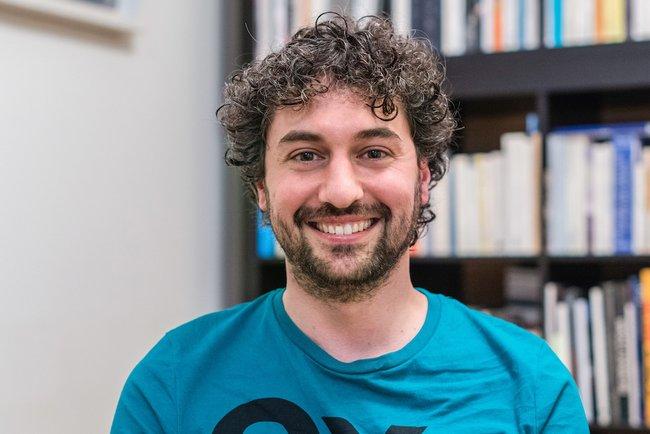 Rencontrez Dario, Président & Fondateur - O'clock