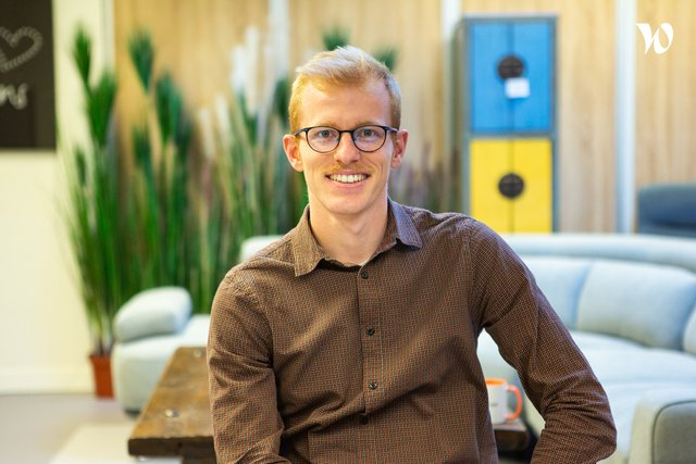 Rencontrez Victor, Chef de Projet Technique Immobilier - Merci Jack