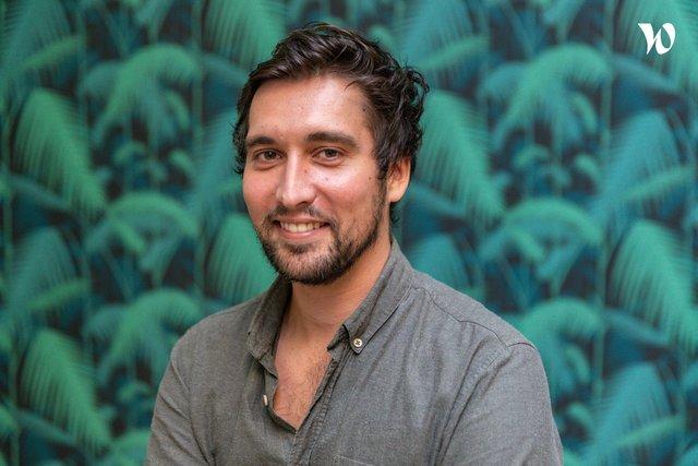 Rencontrez Alexandre, Directeur commercial - ESV Digital