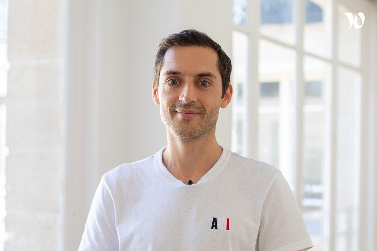 Rencontrez Simon, Responsable Science Innovation - AssessFirst