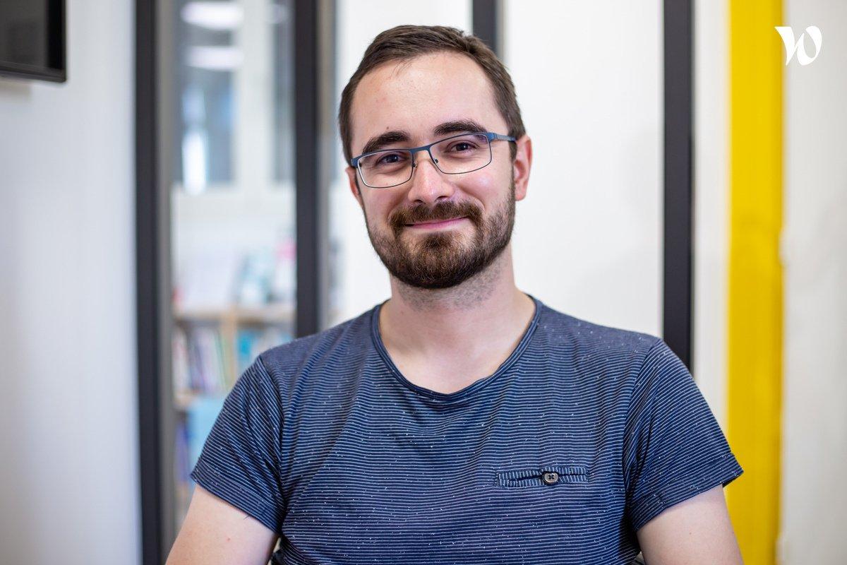 Rencontrez Marek, CTO - BAM