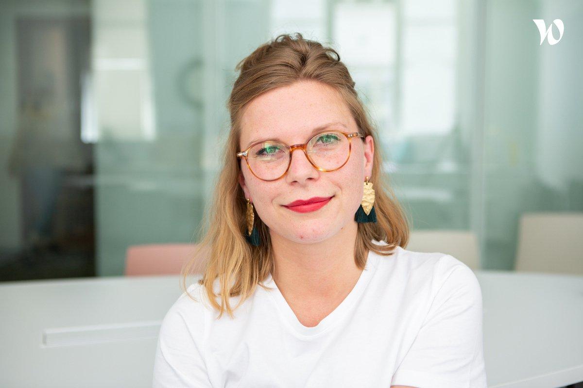 Rencontrez Blanche, Community Enhancer - Lexilife