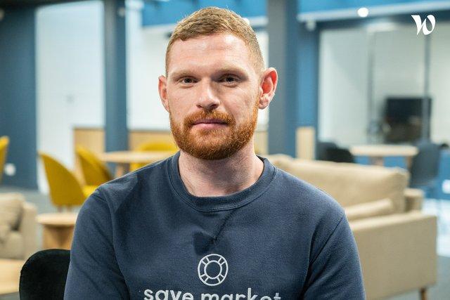 Rencontrez Yoann, Co-Fondateur - Save Market
