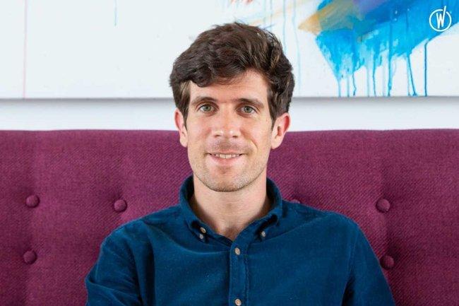 Rencontrez Renaud, co fondateur et référent de copropriétés - HOMELAND