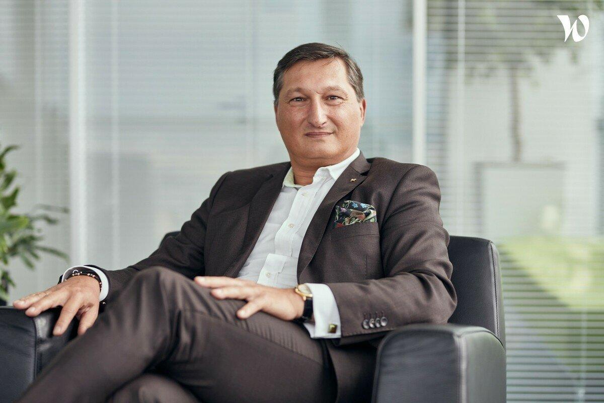 Igor Vida, generální ředitel - Raiffeisenbank