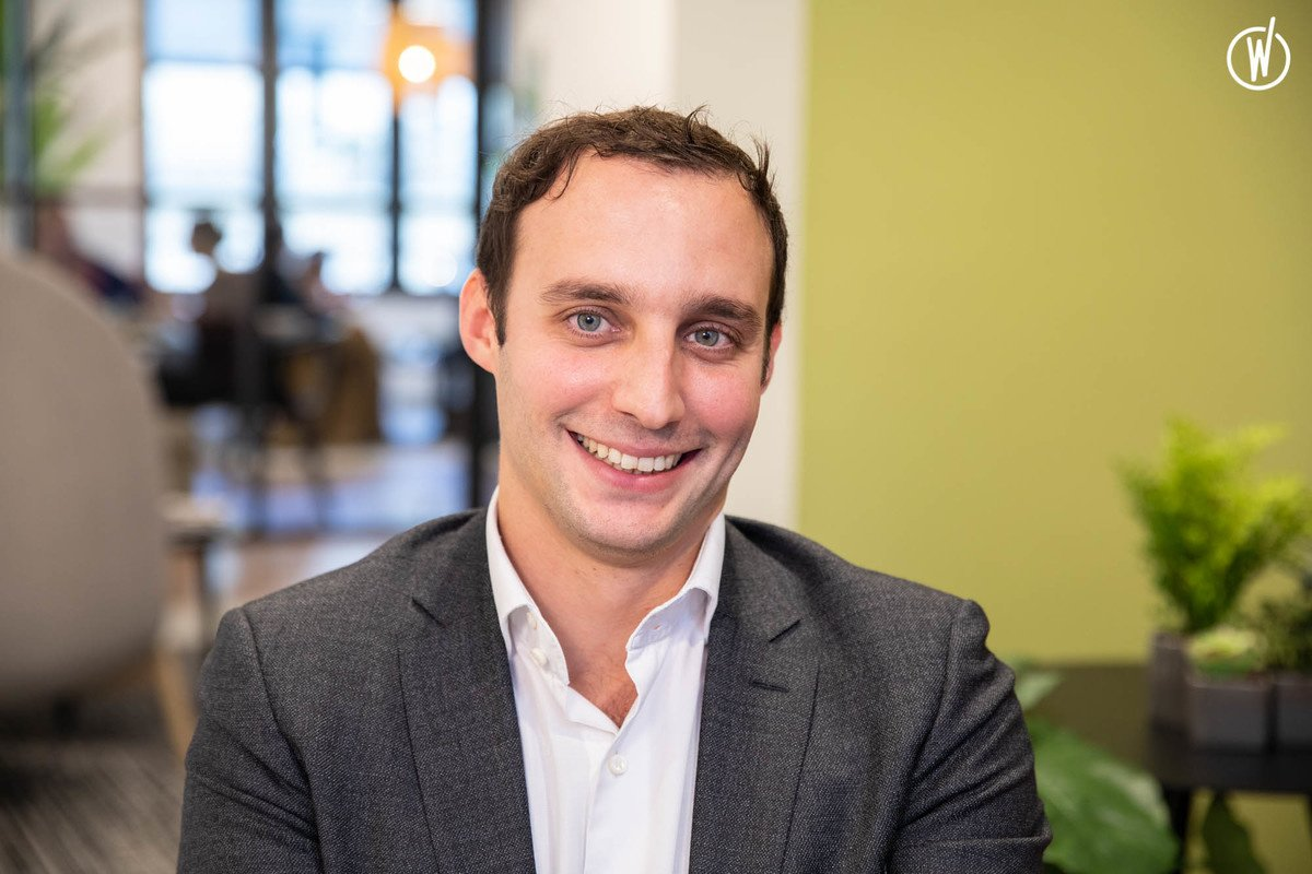 Rencontrez Fabien, Senior manager - DBA